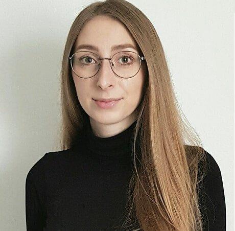 Małgorzata Jasek - specjalizacje: ochrona powierzchni ziemi, ochrona krajobrazu, zoologia