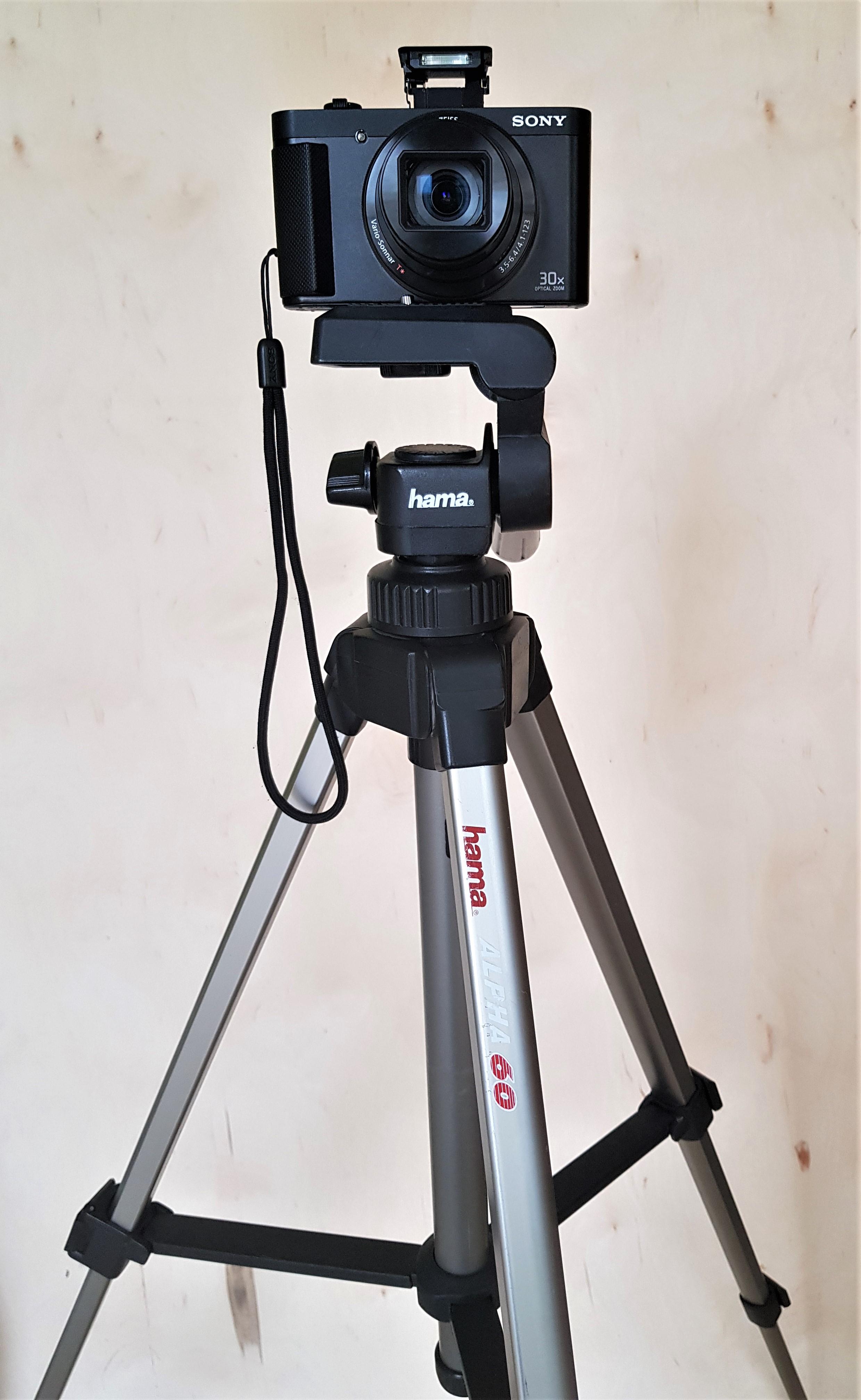 Aparat fotograficzny - Pracownia środowiskowa Prohabitat